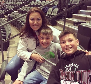 Tonya attended Tucson Roadrunners vs. San Jose Barracuda - AHL on Mar 20th 2018 via VetTix