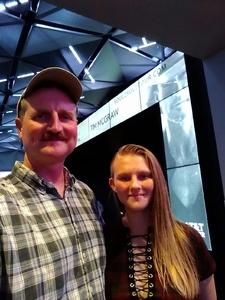 Troy attended Soul2Soul Tour With Tim McGraw and Faith Hill on Oct 5th 2017 via VetTix