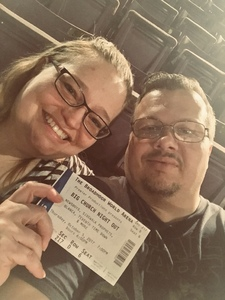 Scott attended Big Church Night Out With Newsboys on Oct 5th 2017 via VetTix