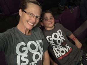 Christina attended Big Church Night Out With Newsboys on Oct 5th 2017 via VetTix
