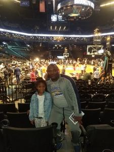 Samuel attended Brooklyn Nets vs. Atlanta Hawks - NBA on Oct 22nd 2017 via VetTix