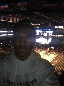 Corye attended Brooklyn Nets vs. Atlanta Hawks - NBA on Oct 22nd 2017 via VetTix