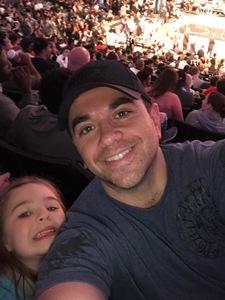 Sergio attended Brooklyn Nets vs. Atlanta Hawks - NBA on Oct 22nd 2017 via VetTix