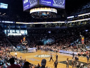 serin attended Brooklyn Nets vs. Atlanta Hawks - NBA on Oct 22nd 2017 via VetTix