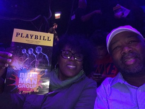 Tee attended Blue Man Group - Chicago on Oct 15th 2017 via VetTix
