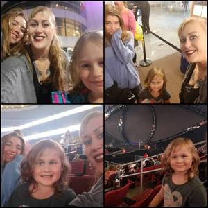 Heather attended Katy Perry: Witness the Tour With Noah Cyrus on Oct 12th 2017 via VetTix