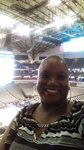 Trese attended Dallas Mavericks vs. Chicago Bulls - NBA - Preseason! on Oct 4th 2017 via VetTix