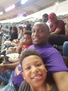 Malik attended Dallas Mavericks vs. Chicago Bulls - NBA - Preseason! on Oct 4th 2017 via VetTix