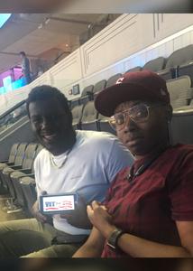 Amanda attended Dallas Mavericks vs. Chicago Bulls - NBA - Preseason! on Oct 4th 2017 via VetTix