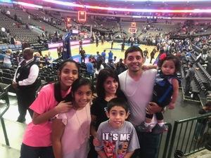 Daniel attended Dallas Mavericks vs. Chicago Bulls - NBA - Preseason! on Oct 4th 2017 via VetTix