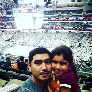 Fernando attended Dallas Mavericks vs. Chicago Bulls - NBA - Preseason! on Oct 4th 2017 via VetTix