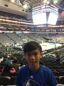 John attended Dallas Mavericks vs. Chicago Bulls - NBA - Preseason! on Oct 4th 2017 via VetTix