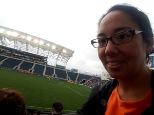 Karen attended Army vs. Navy Cup Vl - Collegiate Soccer on Oct 15th 2017 via VetTix