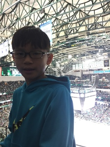 John attended Dallas Stars vs. Colorado Avalanche - NHL on Oct 14th 2017 via VetTix