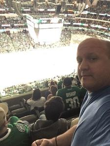 ROB attended Dallas Stars vs. Colorado Avalanche - NHL on Oct 14th 2017 via VetTix