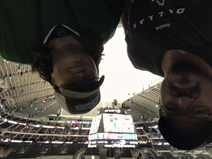 Hugo attended Dallas Stars vs. Colorado Avalanche - NHL on Oct 14th 2017 via VetTix