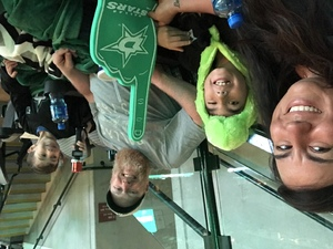 Michael attended Dallas Stars vs. Colorado Avalanche - NHL on Oct 14th 2017 via VetTix