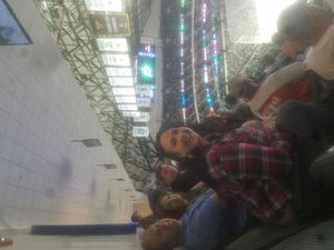 Elizabeth attended Dallas Stars vs. Colorado Avalanche - NHL on Oct 14th 2017 via VetTix
