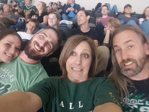 Monica attended Dallas Stars vs. Colorado Avalanche - NHL on Oct 14th 2017 via VetTix