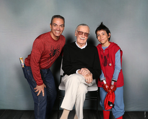 Emilio attended Stan Lee's Los Angeles Comic Con - Tickets Are Good for All 3 Days on Oct 27th 2017 via VetTix
