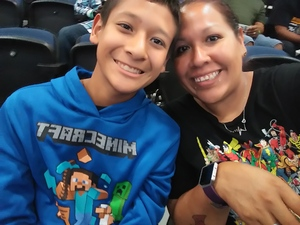 Stephanie attended When Worlds Collide II - Iwr vs. Gfw - Live Wrestling - Presented by Firelake Arena on Oct 21st 2017 via VetTix