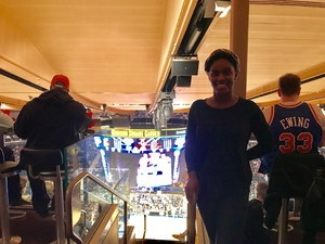 Keema attended New York Knicks vs. Houston Rockets - Pre-season NBA on Oct 9th 2017 via VetTix