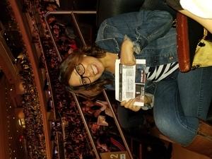 Karol attended New York Knicks vs. Houston Rockets - Pre-season NBA on Oct 9th 2017 via VetTix