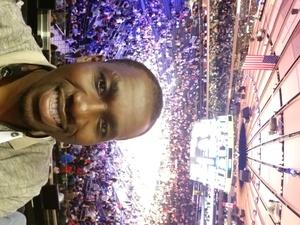 Samuel attended New York Knicks vs. Houston Rockets - Pre-season NBA on Oct 9th 2017 via VetTix