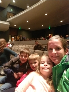 Pamela attended A Colorado Nutcracker - Performed by Colorado Youth Ballet - Thursday on Dec 21st 2017 via VetTix