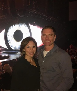 Shawn attended Katy Perry: Witness the Tour on Oct 18th 2017 via VetTix