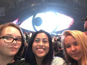 Scott attended Katy Perry: Witness the Tour on Oct 18th 2017 via VetTix