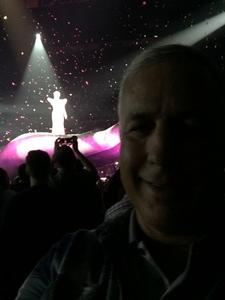 keith attended Katy Perry: Witness the Tour on Oct 18th 2017 via VetTix