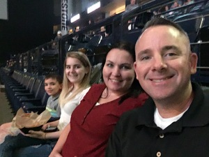 Jonathan attended Katy Perry: Witness the Tour on Oct 18th 2017 via VetTix
