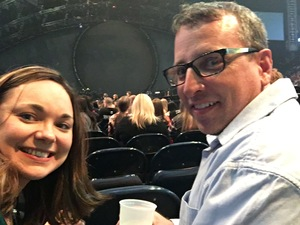 Lance attended Katy Perry: Witness the Tour on Oct 18th 2017 via VetTix