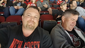 Michael attended New Jersey Devils vs. Washington Capitals - NHL on Oct 13th 2017 via VetTix