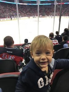 Craig attended New Jersey Devils vs. Washington Capitals - NHL on Oct 13th 2017 via VetTix