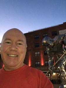 John attended New Jersey Devils vs. Washington Capitals - NHL on Oct 13th 2017 via VetTix