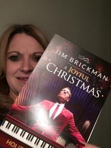Debra attended Jim Brickman Holiday Tour on Nov 26th 2017 via VetTix