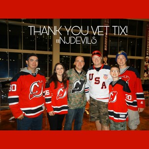 Kevin Danielson attended New Jersey Devils vs. Arizona Coyotes - NHL on Oct 28th 2017 via VetTix