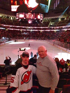 Michael attended New Jersey Devils vs. Arizona Coyotes - NHL on Oct 28th 2017 via VetTix
