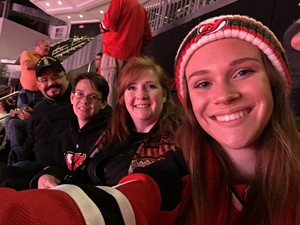 Scott attended New Jersey Devils vs. Arizona Coyotes - NHL on Oct 28th 2017 via VetTix