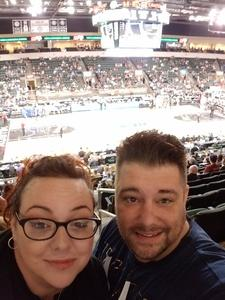 GILES attended Texas Legends vs. Austin Spurs - Veteran Appreciation Game - NBA G-league Basketball - Presented by the Austin Spurs on Nov 4th 2017 via VetTix