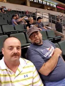 iven attended Texas Legends vs. Austin Spurs - Veteran Appreciation Game - NBA G-league Basketball - Presented by the Austin Spurs on Nov 4th 2017 via VetTix