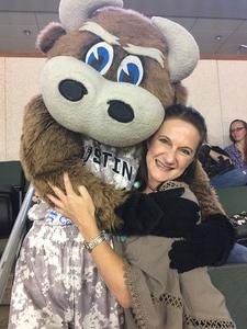 Darryl attended Texas Legends vs. Austin Spurs - Veteran Appreciation Game - NBA G-league Basketball - Presented by the Austin Spurs on Nov 4th 2017 via VetTix