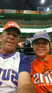 Paul attended Phoenix Suns vs. Portland Trail Blazers - NBA - Home Opener! on Oct 18th 2017 via VetTix