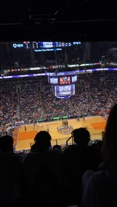 Jose attended Phoenix Suns vs. Portland Trail Blazers - NBA - Home Opener! on Oct 18th 2017 via VetTix