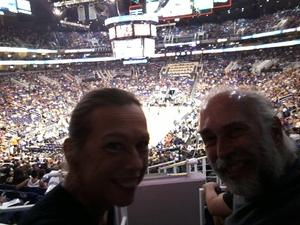 Bruce attended Phoenix Suns vs. Portland Trail Blazers - NBA - Home Opener! on Oct 18th 2017 via VetTix