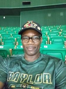 IRA Brown attended Baylor Bears vs. Lamar - NCAA Womens Basketball - Military Appreciation on Nov 10th 2017 via VetTix