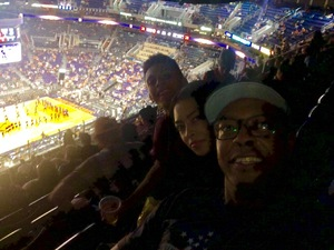 samuel attended Phoenix Suns vs. Brooklyn Nets - NBA on Nov 6th 2017 via VetTix