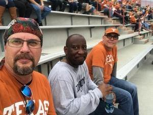 Scott attended Texas Longhorns vs. Kansas - NCAA Football - Military Appreciation Night on Nov 11th 2017 via VetTix